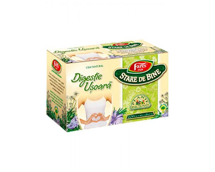 Ceai Digestie Usoara