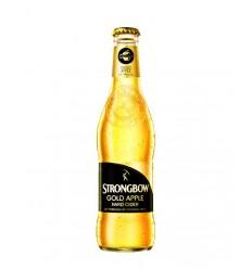 STRONGBOW SIDRA MANZANA GOLD 0.33L/24