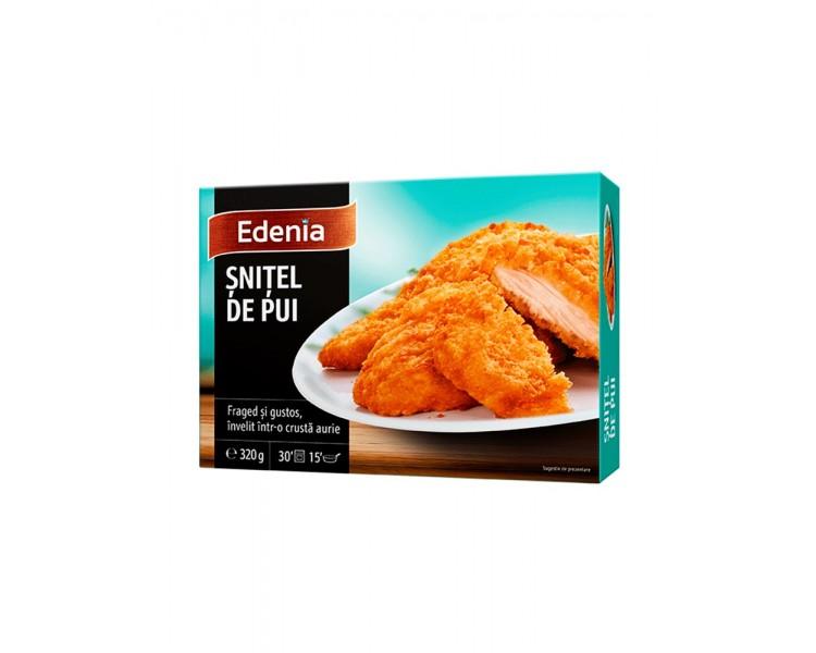 EDENIA FILETE EMPANADO PECHUGA POLLO 320G/9
