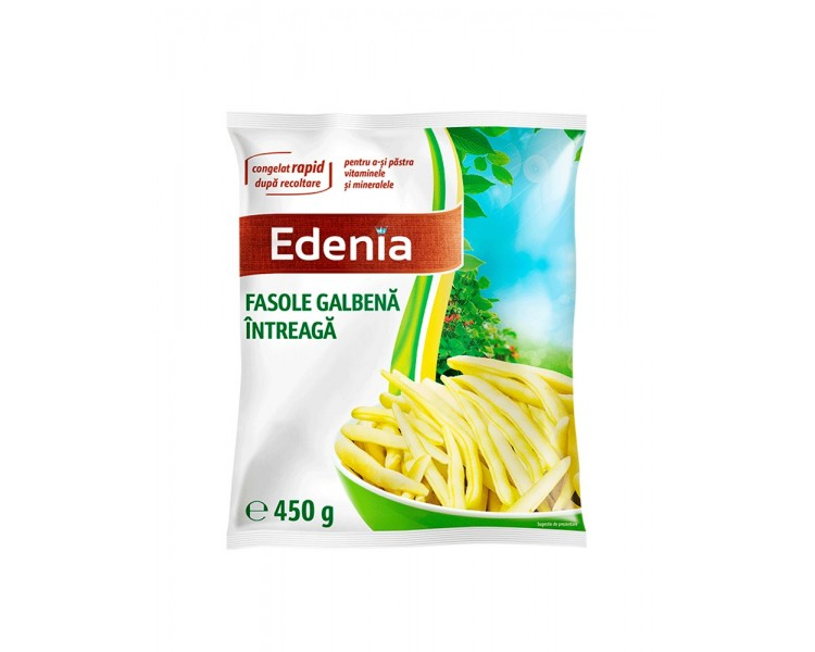 EDENIA FASOLE GALBENA 450G/12
