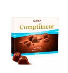 ROSHEN PRALINES COMPLIMENT TRUFA 120G/10