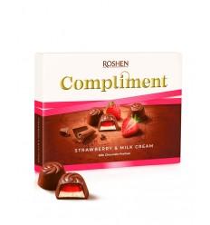 ROSHEN PRALINES COMPLIMENT FRESAS 123G/10