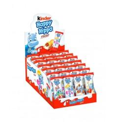 KINDER HAPPY HIPPO CACAO 20.7G/28