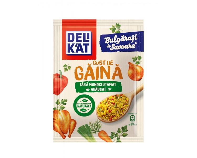 Delikat Bolitas con Savor Gallina 200G