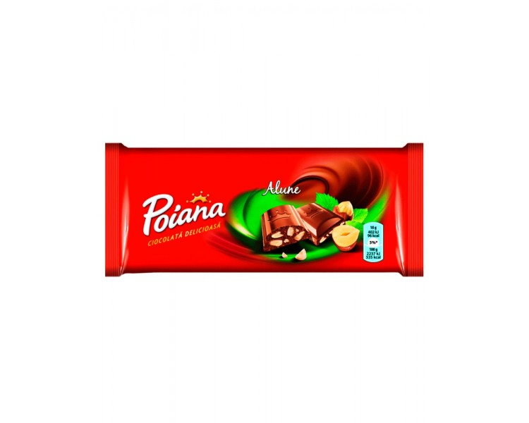 Ciocolată cu Alune Poiana