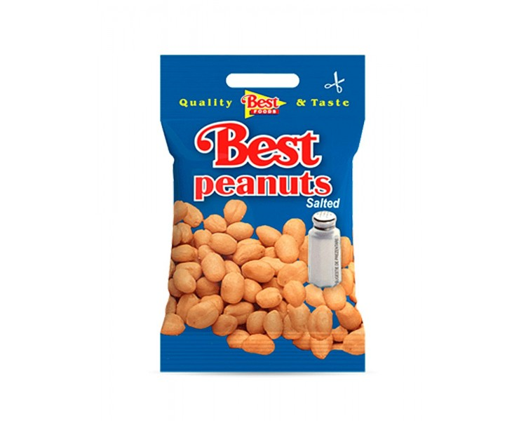 BEST CACAHUETES PIEL 50G/18