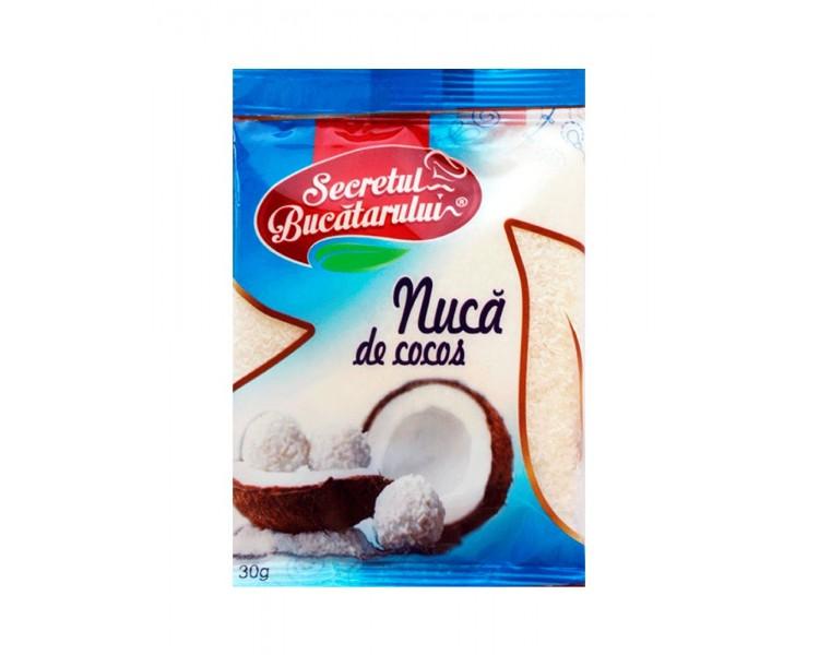 SECRETUL BUCATARULUI NUCA COCOS 30G/22