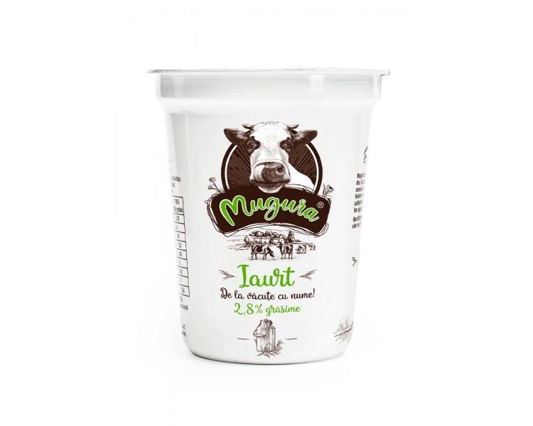 MUGURA YOGUR LIQUIDO 3.5% 500G/12