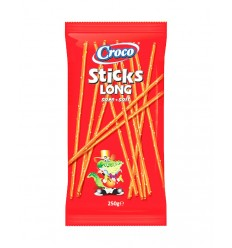 CROCO STICKS SAL LARGOS 250G/16