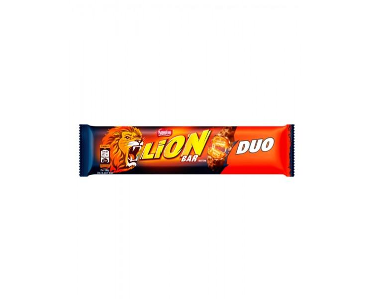LION DUO BATON CIOCOLATA 60G/28