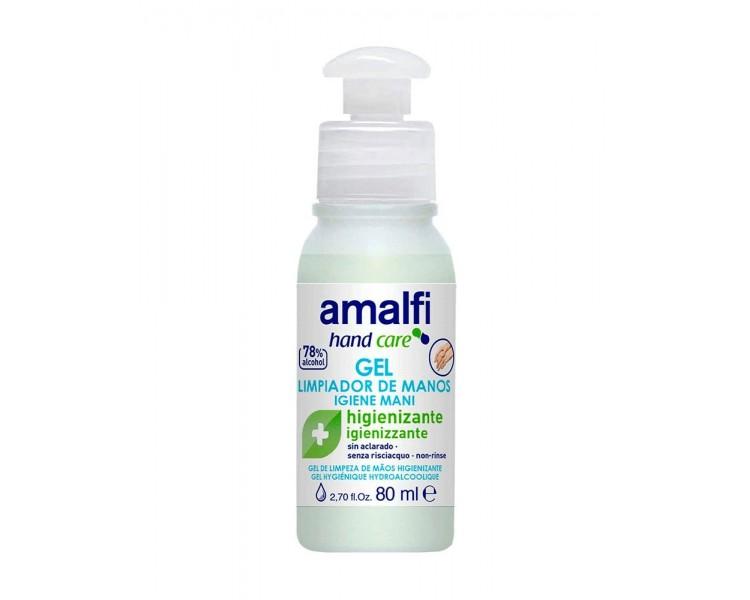AMALFI GEL HIGIENIZANTE MANOS 80ML/40