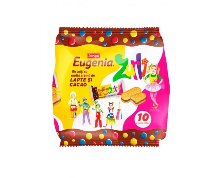 EUGENIA DOBROGEA ZURLI FAMILIAL LAPTE-CACAO 360/11