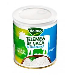 DELACO TELEMEA VACA CUTIE 400G/6