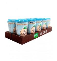 GINA ICE CAFFE VAINILLA VASO 230G/10