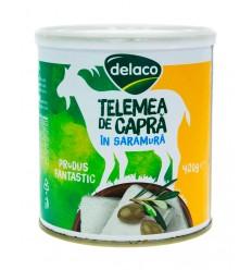DELACO QUESO SALADO CABRA CAJA 400G/6