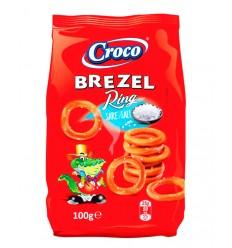 CROCO BREZEL RING SARE 100G/14