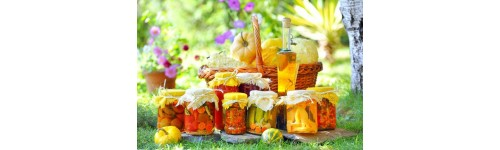 Verduras y Hortalizas en Frasco